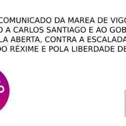 COMUNICADO SANTIAGO